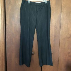 Pin striped dress pants